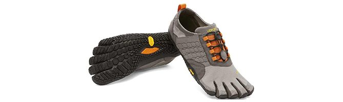 Vibram FiveFinger Shoes helps to forget about painful feet