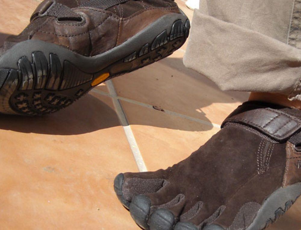Painful Feet? Consider Vibram FiveFinger Shoes! (Part 2)